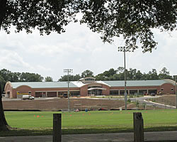 photo of a Field House Complex