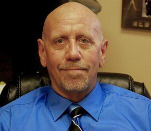 Gene Stacey, EI , Water Resources Department Lead headshot